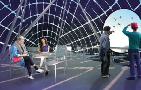 מחקר חדש: פאנלים סולאריים שיכולים להפיק אנרגיה מגשם