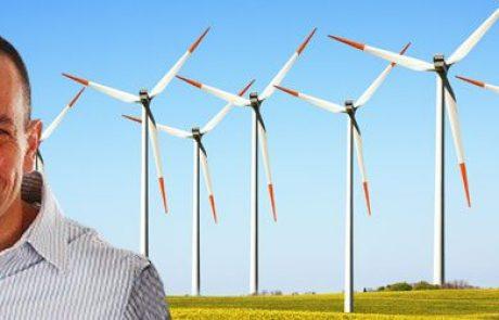 אנלייט תקים ברמת הגולן את פרויקט הרוח הגדול בארץ