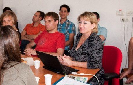 שיתוף פעולה ישראלי גרמני בנושאי סביבה ואנרגיה