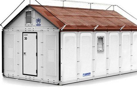 IKEA תייצר בתים ארעיים מבוססי אנרגיה סולארית לפליטים סורים בלבנון