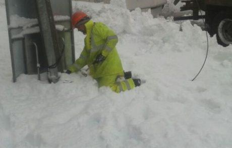 נשבר שיא צריכת החשמל לחורף