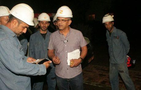 ועד עובדי חברת החשמל מסכן חיים במאבק על הרפורמה