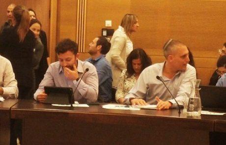 אמנון פורטוגלי בוועדת הכלכלה: המזכר לרכישת הגז של דולפינוס לא שווה את הנייר עליו הוא חתום