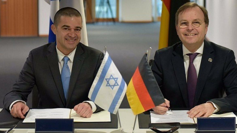 ישראל וגרמניה ישתפו פעולה בתחום הננו-טכנולוגיה