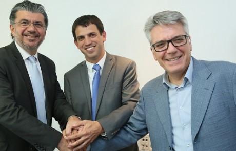 """שיתופי פעולה של אנרגיה מתחדשת בין קפריסין ויוון לישראל? מנכ""""לי משרדי האנרגיה נפגשו"""