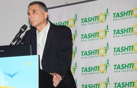נציג משרד האנרגיה בסקירה של מצב האנרגיות המתחדשות בישראל