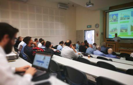 כנס אגודת האנרגיות המתחדשות העולמי באוניברסיטת תל אביב נערך היום בסימן חדשנות
