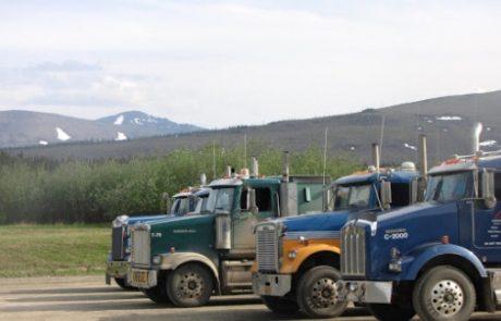 קרוב ל-40% מהרכבים הכבדים שנוסעים על הכביש לא תקינים
