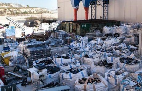 """מנכ""""ל אולטרייד: פסולת אלקטרונית מזהמת מגיעה חופשי לשטחים כאילו אנחנו לא חולקים איתם את האוויר והמים"""
