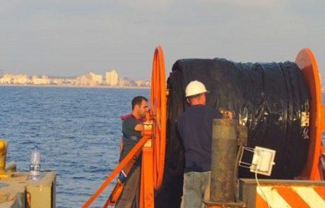 מחר: תרגיל לאומי רחב היקף לטיפול בזיהום בים התיכון