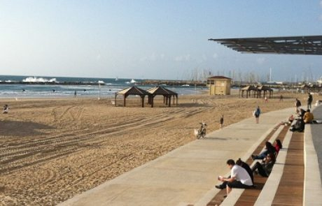 """קצא""""א שחרר את החוף במפרץ אילת שהיה סגור במשך 50 שנה"""