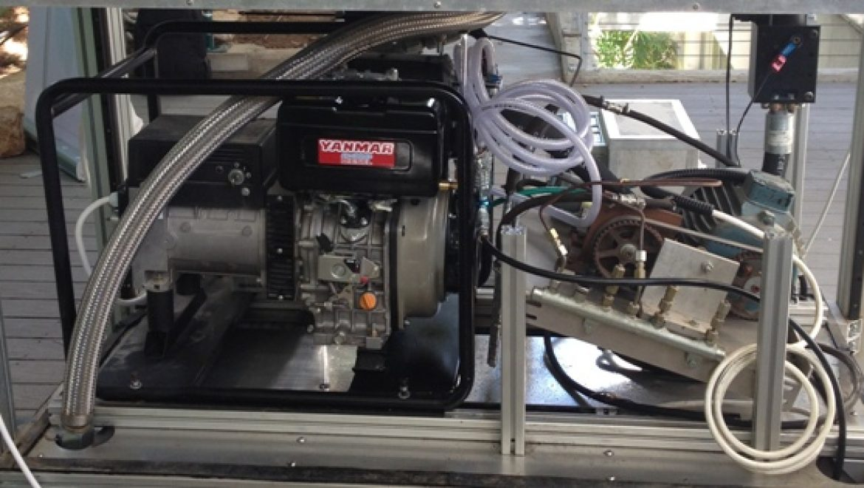 דחיפה לענף התחבורה הירוקה בארץ: נחנכה מעבדת מנועי תאי דלק ושריפה פנימית