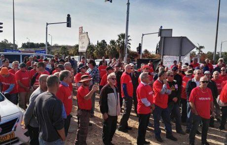 """אלפי חקלאים יפגינו מחר מול הכנסת """"לא ניתן יד לחיסול החקלאות במדינה"""""""
