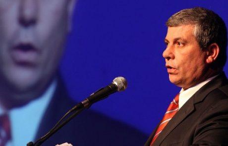 """שר התמ""""ת בתערוכת וואטק """"תעשיית המים מסמלת את חוסנה של הכלכלה הישראלית"""""""
