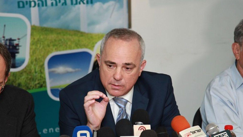 שטייניץ: נתניהו יחתום במהלך דצמבר על סעיף 52 שיאפשר את מתווה הגז