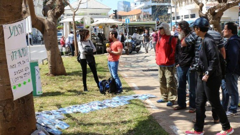 מפלגת הירוקים מגייסת את אל גור להפגנה