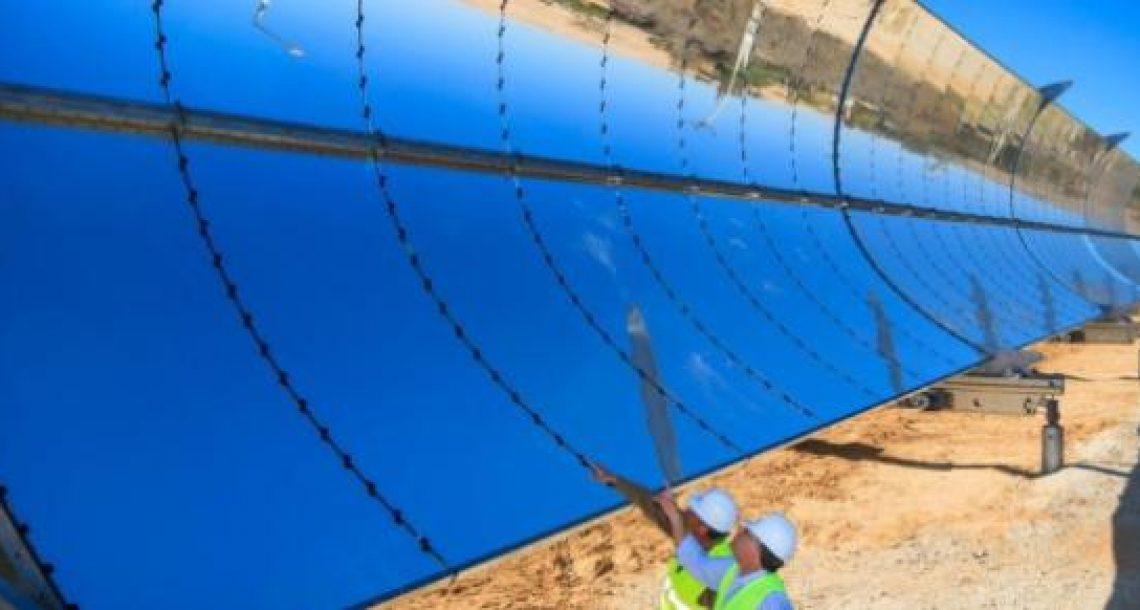 ברנמילר אנרג'י תקים בדימונה תחנה סולארית שתפיק חשמל גם בלילה