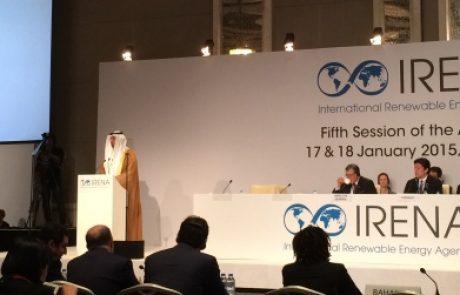 שבוע הקיימות של אבו דאבי נפתח: הכנס הגדול ביותר במזרח התיכון לאנרגיות מתחדשות