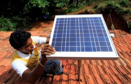 ראש ממשלת הודו יבחן סטארטאפ אנרגיה סולארית ישראל