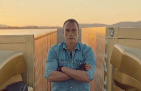 איך הפכה פרסומת ה'וולוו' של ואן דאם לסרטון מחאה אודות משק החשמל הפלסטיני?