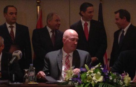 ירדן הקפיאה את המשא ומתן עם ישראל על הגז ממאגר לוויתן