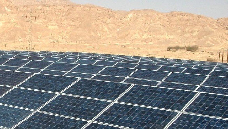 בלעדי: השדה הסולארי בקטורה יתחבר לרשת החשמל עד למחצית חודש אוגוסט