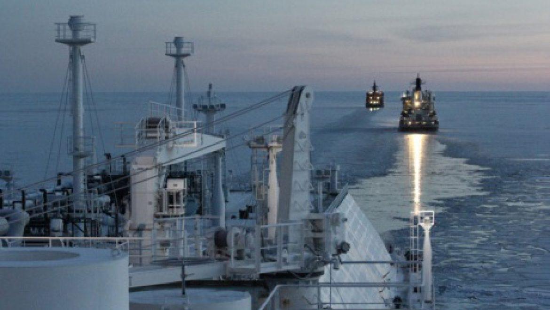 """""""גזפרום"""": החלה הנחת הצנרת שתחבר את דרום אירופה לרוסיה"""