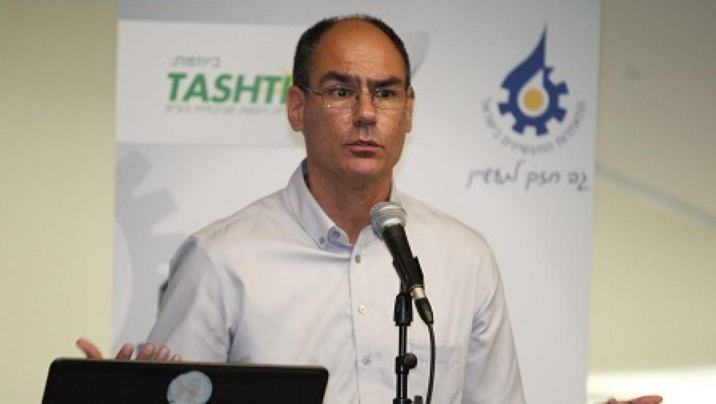 """ועידת תעשיית העתיד: הרצאת אלעד שביב, מנכ""""ל האיגוד הישראלי לאנרגיה חכמה """"אנרגיה חכמה מעבר לפינה"""""""