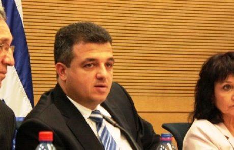 """יו""""ר ועדת הכלכלה """"במשק החשמל משחקים בעתידה של מדינת ישראל"""""""