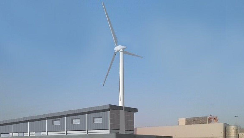 """חברת מטלון אנרגיה בע""""מ קבלה היתר להקמת טורבינת רוח באילת"""