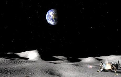 שיטה חדשה לייצור חשמל על הירח בשעת לילה
