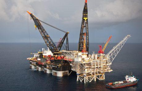 """חברות הגז והנפט שילמו כ-394 מיליון ש""""ח תמלוגים בחציון הראשון לשנת 2016"""