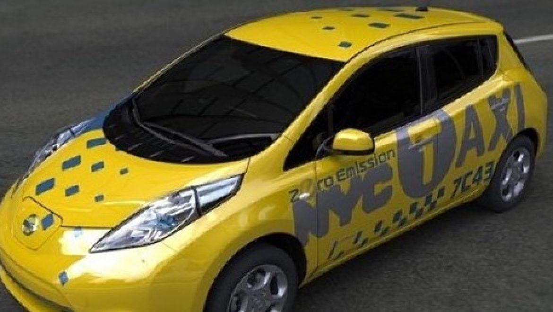בלומברג קבע: מוניות (צהובות) וחשמליות יעלו על כבישי ניו יורק
