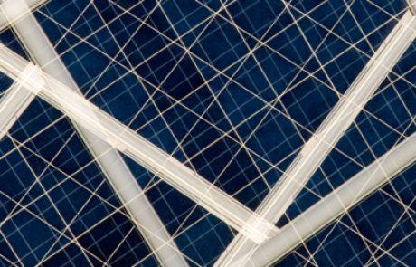בשורה ירוקה לאדריכלים: שילוב מודולים סולאריים אורגניים בחזית הבניין