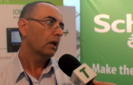 """מנכ""""ל שניידר אלקטריק ישראל: """"הדרך הטובה ביותר להפחתת פליטת גזי חממה היא באמצעות ההתייעלות"""""""