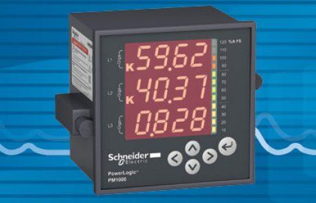 שניידר אלקטריק משיקה סדרת מוצרי מדידה להתייעלות אנרגטית