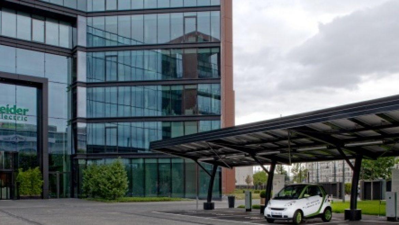 בניין ההנהלה של שניידר אלקטריק הוא הראשון בעולם שזכה בתקן החדש ISO 50001