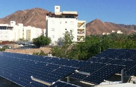 פורום אילת אילות 2013 יעסוק בתחום אגירת האנרגיה