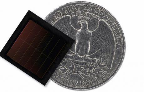 סוללה סולארית עצמאית של סול צ'יפ הישראלית, תניע מתג חכם לתאורה