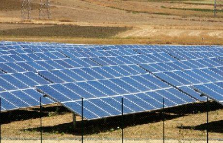 ניצחון לתושבי עומר במאבק להקמת מתקן אנרגיה סולארית