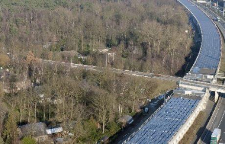 המנהרה הסולארית – רכבת ירוקה ראשונה מסוגה החלה לפעול בבלגיה