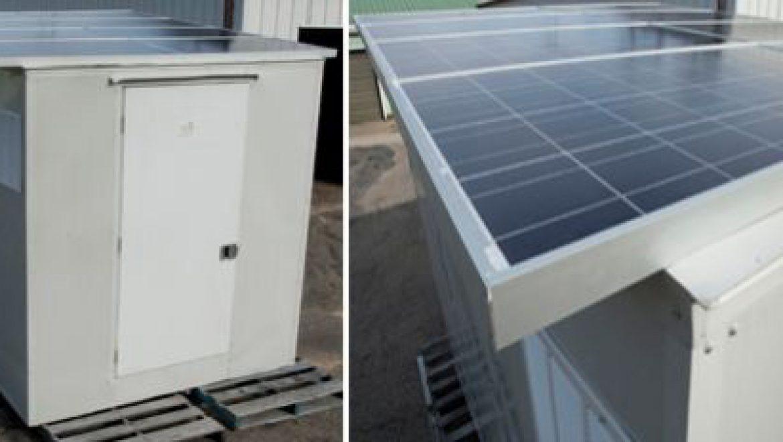 מתקן קירור סולארי מהווה בשורה חשובה לחקלאות ההודית