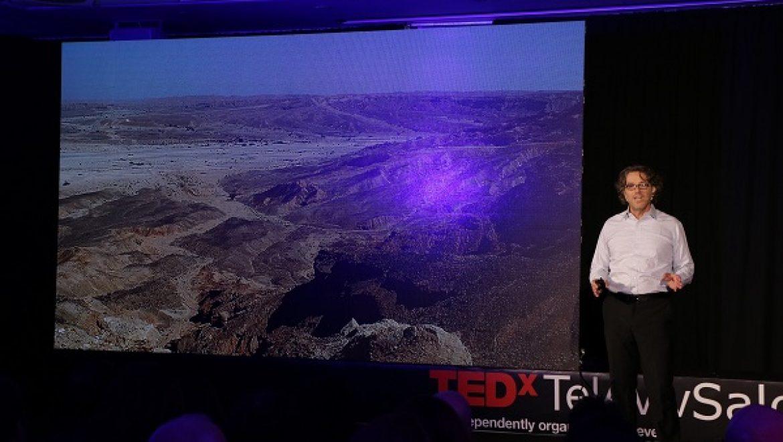 לראשונה בישראל: אירוע TEDx בנושא בתעשיות וטכנולוגיות המים