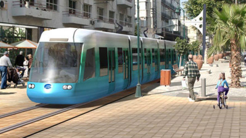 לא רק בי-ם: נ.ת.ע החלה את עבודות התשתית של הרכבת הקלה בתל אביב