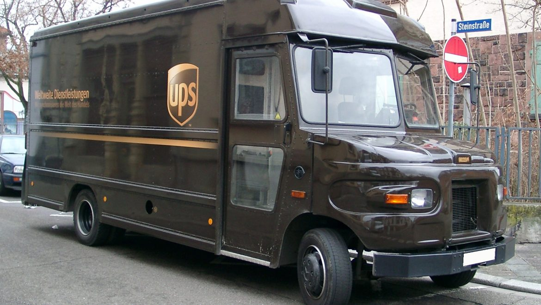 UPS עוברת לרכבי גז טבעי