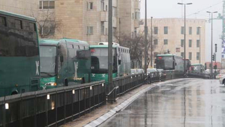 אגד השיקה 25 אוטובוסים חשמליים