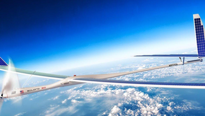 מטוס סולארי ענק יוכל לשייט בשמיים במשך 5 שנים