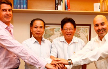 כיל חתמה על הסכם הבנות לשיתוף פעולה עם חברת פוספטים וייטנאמית