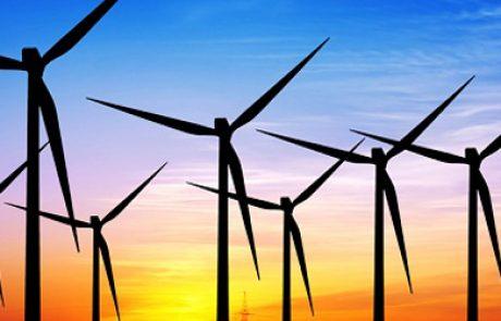 אנרגיית הרוח באירופה ובמזרח התיכון במגמת התכווצות