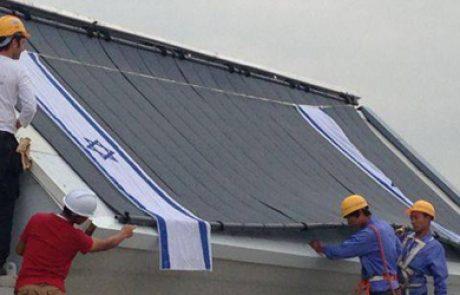 ישראל זכתה במקום הרביעי באולימפיאדה לבנייה ירוקה